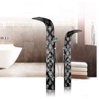 Quality Best Quality Customize Size Stainless Steel Solid Surface Shower Panel Bathroom Items wholesale