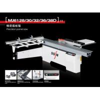 China Sliding table saw panel saw made in Qingdao China woodworking machine on sale