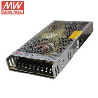 Cheap MEANWell 200W 5V 40A Ultra Thin waterproof led power supply for SMD DIP LED Module full color for sale