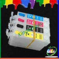 Quality refillable cartridge for Epson WF-2510WF with reset chip wholesale