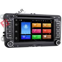 Cheap Android 6.0.1 VW Car DVD Player VW Amarok Head Unit Supports 4K Video Format for sale