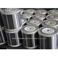 China 410 Stainless Spring Steel Wire / Stainless Steel Coil Wire Multiple Color on sale
