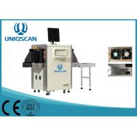 Quality L Shaped Array Detector X Ray Baggage Inspection System SF5030A Bag Scanner Machine wholesale