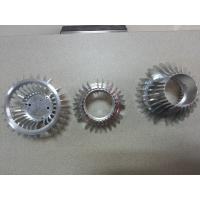 Quality CNC Machined 6351-T6 Aluminum Heat Sink Precision Machined Components wholesale