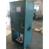 Quality ISO Tank Single Station Refrigerant Charging Machine with 1/2HP Oil Less Compressor wholesale