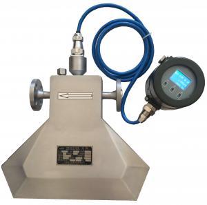 China 4-20mA RS485 HART Hot Sale Oil Mass Coriolis Flowmeter for Digital Fuel Flow Meter on sale