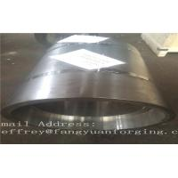 Quality Rough Machining Carbon Steel Forged Sleeves Hot Rolled Cylinder Max Length 1200mm wholesale