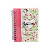China Spiral Binding Custom Notebook Printing , A5 Custom Printed Journal Pages on sale