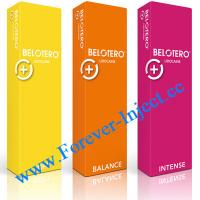 China Belotero | Dermal Fillers | Type : SOFT / BALANCE /  INTENSE | package : 1ml for sale