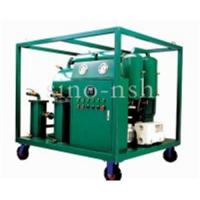 China Sino-nsh VFD transformer Oil Purifier plant on sale