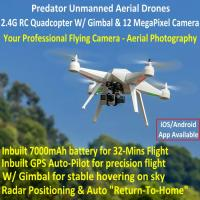 Quality Predator Unmanned Aerial Vehicle 7CH RC Quadcopter Drone Photography Fly Camera Recorder wholesale