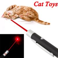 Quality Pen Shaped Single Red Beam Laser Pointer Pen Funny Pet Stick Childrens Cat Toys wholesale