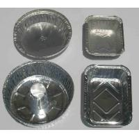 China Aluminium foil container, Aluminium foil tray, Aluminium foil plate on sale