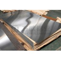 Quality Customized Length Aluminium Flat Sheet 600-2280mm Width BV Certificated wholesale