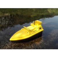 Quality Fishing bait boat DEVC-103 yellow DEVICT DESS autopilot radio control brushless motor for bait boat wholesale