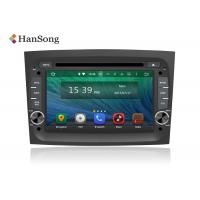 Quality HD Screen Car Multimedia Navigation System DAB and DVD For Fiat Doblo wholesale