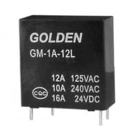 Quality Low Voltage 12V DC Power Relay Electrical Relays for Air Conditional Heater wholesale