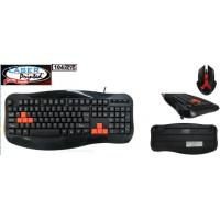 Quality USB GAMING KEYBOARD and MOUSE COMBO SY-GK001 wholesale