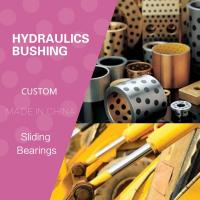 Quality Hydraulics Sleeve Guide Pump Bushing We Stock and Manufacture Solutions for the Hydraulics Industries Slding Bearings wholesale