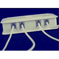Quality 4 ports Alarm Charging Sensor Host Multiple Security display stand for mobile,tablet PC wholesale