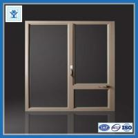 Quality Security Doors and windows Aluminum Profile Sliding Roller Window with Mosquito Net wholesale