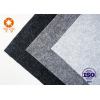 Quality Breathable Non Woven Felt Hat Materials Nonwoven Polyester Industrial Felt Fabric wholesale