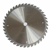 China 7-1/4 Inch 40 Tooth TCT Carbide Circular Saw Blade For Hard Soft Wood on sale