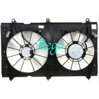 Quality High Performance Honda Accord Car Radiator Cooling Fan Assembly Replacement wholesale