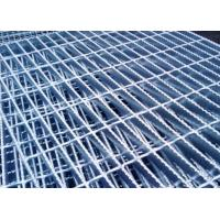 Quality Hot Dipped Galvanized Serrated Grating Bearing Bar 32 X 5 / 25 X 5mm For Construction wholesale