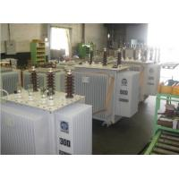 Quality Low Loss Oil Immersed Type Transformer , S13 10kV 250 Kva 3 Phase Transformer wholesale