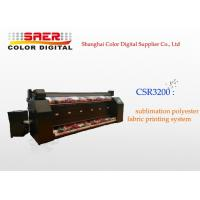 Quality Dye Sublimation Flag Digital Textile Printing Machine for Indoor And Outdoor Poster wholesale