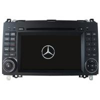 Quality Benz A160/A170/A180 B150/B170/B200 Android 9.0 2 Din IPS Car Multimedia Player Audio With Fiber Optic Cable BNZ-7692GDA wholesale
