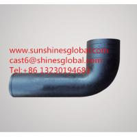 Quality ASTM A888 Hubless Cast Iron Pipe Fittings/CISPI 301No Hub Cast Iron Fittings wholesale