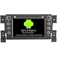 China Capacitive Touch Screen Car Stereo Suzuki Grand Vitara Gps Navigation System 2006 - 2014 on sale