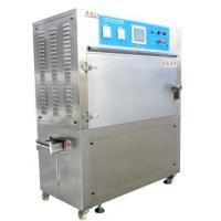 Quality Programmable Rubber Aging UV Weathering Test Chamber , UV Light Testing Equipment wholesale