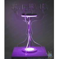 Quality CH (3) Votive Cheap Acrylic Candle Holder wholesale