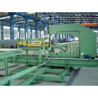 Quality Automatic Rockwool Phenolic Pir PU Sandwich Panel Machine / Production Line wholesale