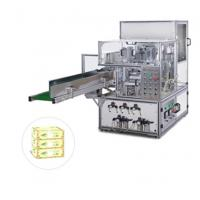 China High Capacity Automatic Facial Tissue Box Packing Machine For Full Line on sale
