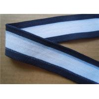 Quality Durable Woven Jacquard Ribbon Embroidery Fabric Webbing Straps wholesale