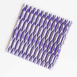 China Anode Anodizing Aluminum Diamond Mesh , Long Life Aluminum Wire Mesh Screen on sale