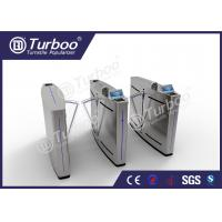 Quality Intelligent Flap Barrier Gate Turnstile Entry Systems For High Class Communities wholesale