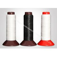 Cheap Pure White High Temperature Sewing Thread With Excellent Chemical Stability for sale
