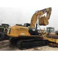 Quality 325DL Used Cat Crawler Excavator 25t 600mm Shoe Size With Good Engine / Pump wholesale