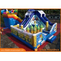Quality Kids Inflatable Castle Jumping Bouncer / Commercial Bouncy Castle wholesale