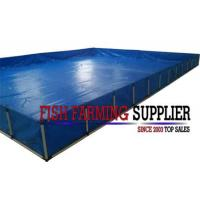 Galvanzied Iron Pipe Fish Farming tank