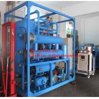 China Hot promotional mechanical of ZYD double stage transformer oil purification on sale