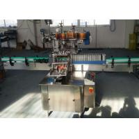 China High Speed Automatic Labeling Machine , Automatic Label Pasting Machine on sale