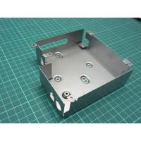 Quality Non Standard Sheet Metal Manufacturing Process , Precision Metal Stamping Parts wholesale