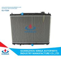 Quality Auto Spear Parts HONDA Car Radiator High Performance 19010-PYD-902/J51 wholesale