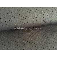 Quality Perforated neoprene / airprene fabric roll OF SBR SCR CR Material wholesale